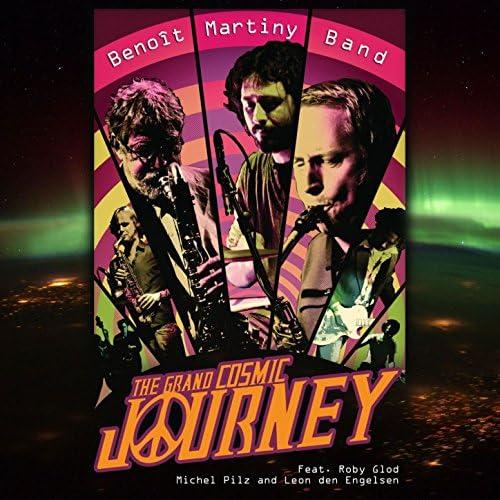 Benoit Martiny Band feat. Michel Pilz, Leon Den Engelsen & Roby Glod