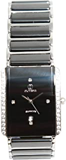 Casual Watch for Men by Olivera, Multi Color, Rectangle, OGC0005