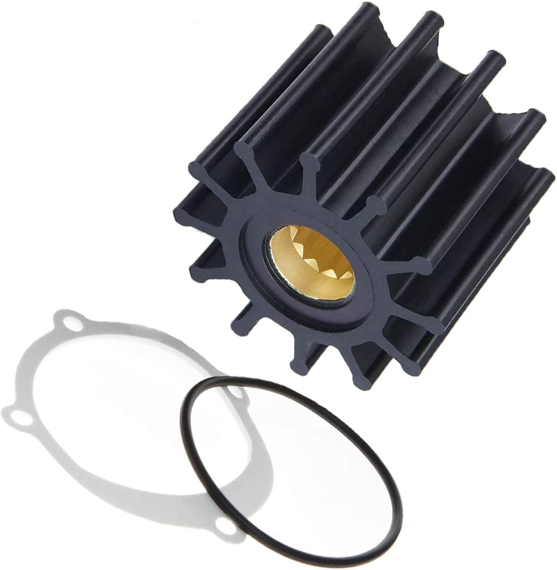 Water Pump Impeller Kit Compatible with Volvo Penta 3.0 V8 V6 4. Ranking integrated 1st place National products