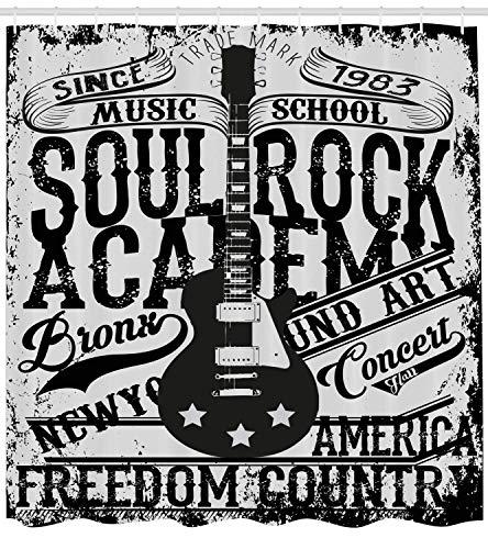 Nyngei Retro deSoul Rock Academy temade músicade la Escuela Guitarra eléctrica Freedom...
