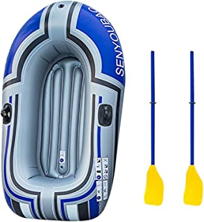 shanghaijiuheng Inflatable Boat Series Explorer Touring Kayak Canoe Boat Set PVC Inflatable Rafting Fishing Dinghy Oars for Inflatable Boat