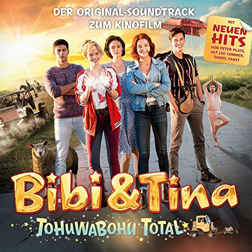 Bibi und Tina - Tohuwabohu total (Soundtrack 4. Kinofilm)