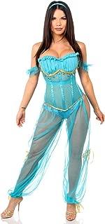 Top Drawer 4 PC Persian Princess Costume