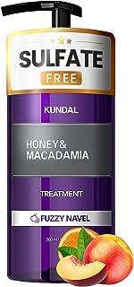 KUNDAL Honey&Macadamia Hydro-Intensive Protein Premium Nature Hair Treatment(Fuzzy Navel) 500ml