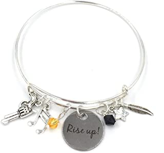 Jewelry by Jules Hamilton: an American Musical Bangle Bracelets.