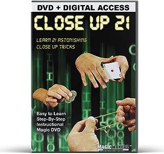 Magic Tricks Close Up 21 - Take Control with 21 Powerful Clo