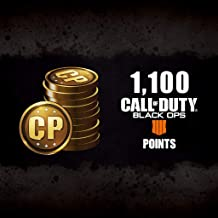 Call Of Duty: Black Ops 4 - Cod Points 1100 - PS4 [Digital Code]