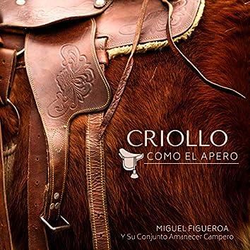 Criollo Como El Apero