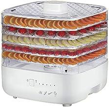 Machine de conservation des aliments, Déshydrateur de nourriture, déshydrateur de légume à cinq vitesses de ménage, économ...
