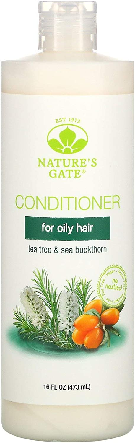 National products Tea Tree Sales for sale Calming Conditioner Nature's Gate Liquid oz 18