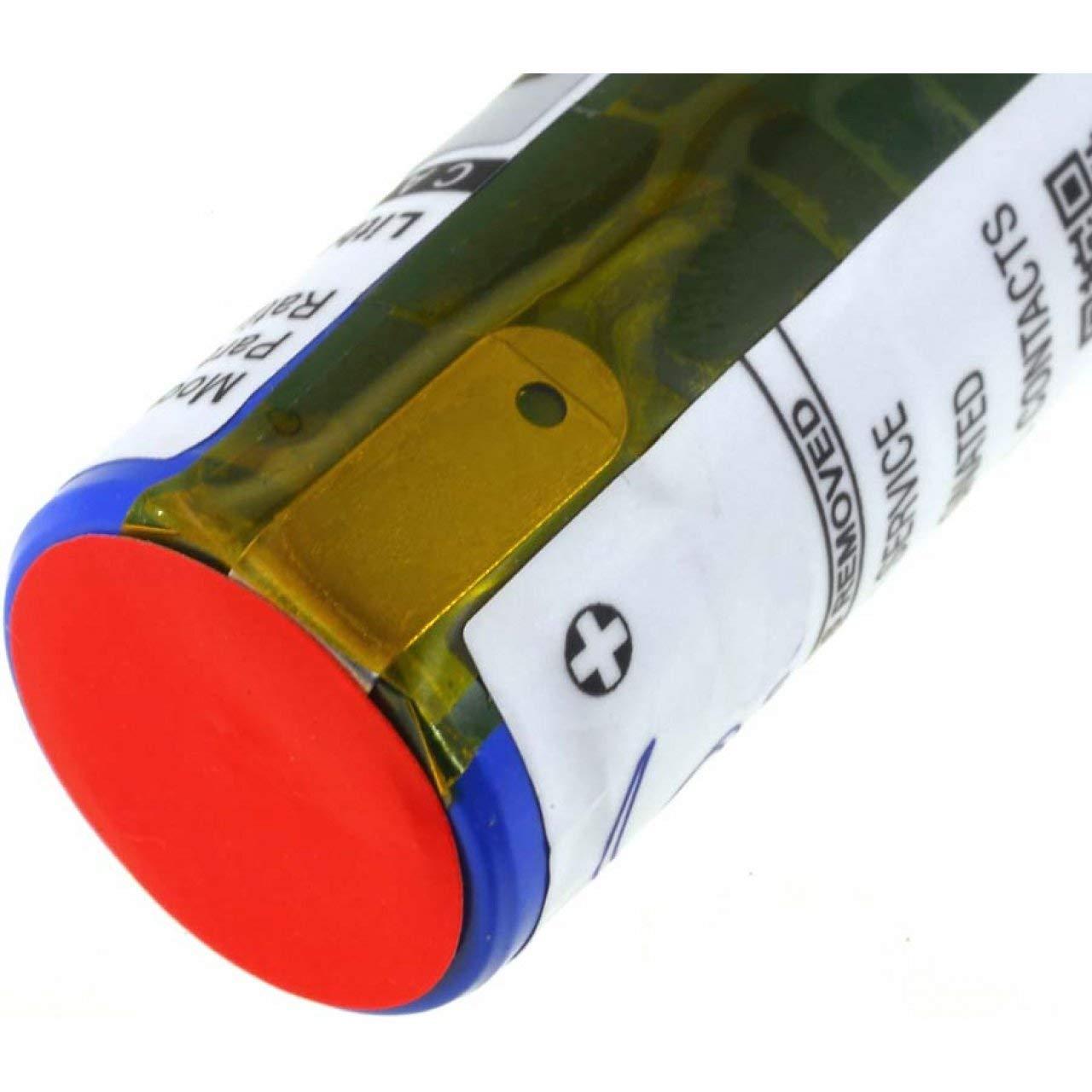 Batería para Afeitadora Eléctrica Philips Norelco 8894 X L, 3,7 V, Li-Ion [Batería para aparatos]: Amazon.es ...