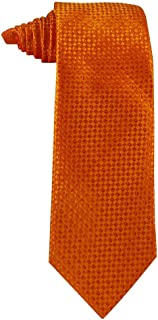 Youth Tie for children ages 8-14 years old Tangerine Orange Tie