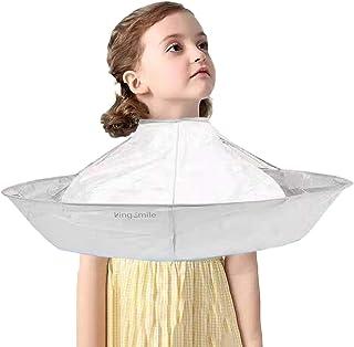 چتر شنل موی Kingsmile ، روپوش آرایشگری تاشو ضد آب ، روپوش چتر شنل ، مو شنل سالن آرایش مو برای آرایشگر و آرایشگران خانگی