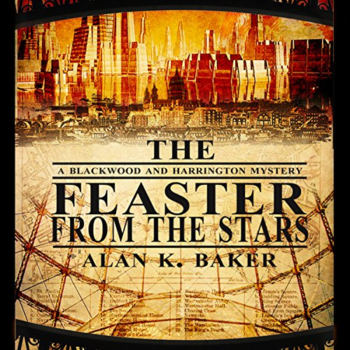 The Feaster From the Stars audiobook cover art