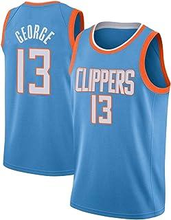 PANGOIE Mens Women Tracksuits Basketball Jerseys 13# George Sportswear Gym Sports Running Jogging Training T-Shirt Vests