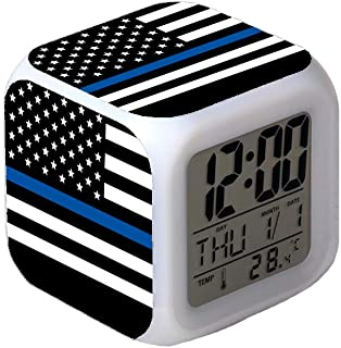 blue line alarm