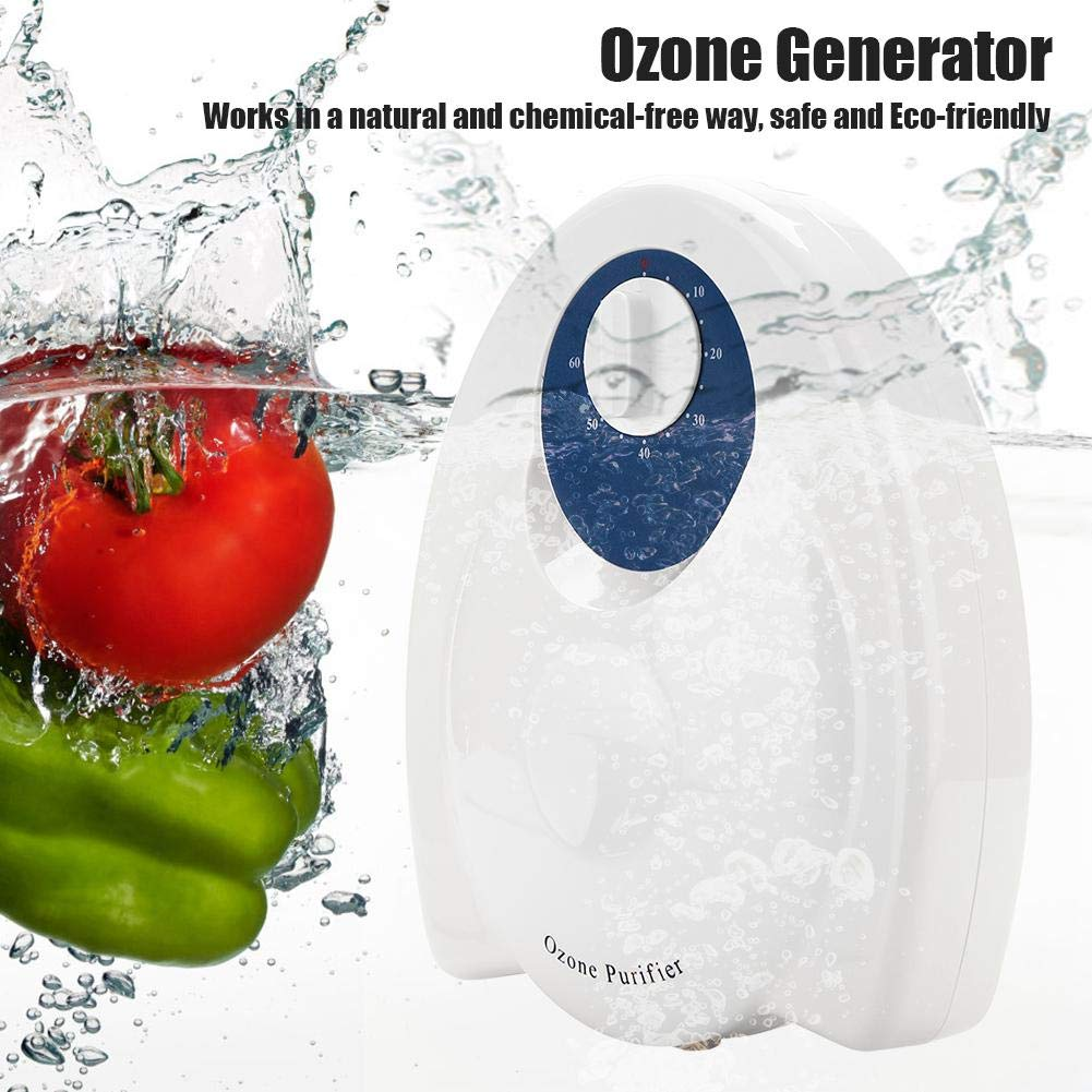 Purificador de agua y aire con ozono, Esterilizador de ozonizador ...