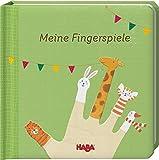 Meine ersten Fingerspiele - Martina Leykamm