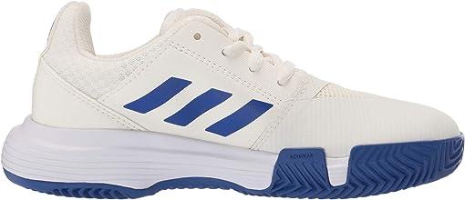 Off-White/Team Royal Blue/White