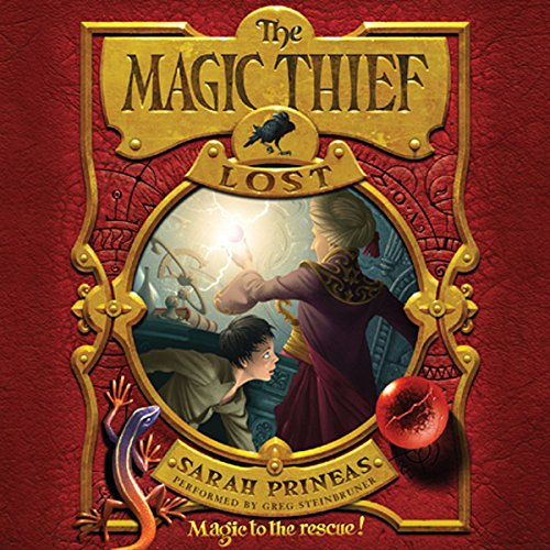 The Magic Thief: Lost (Magic Thief Series, Book 2)