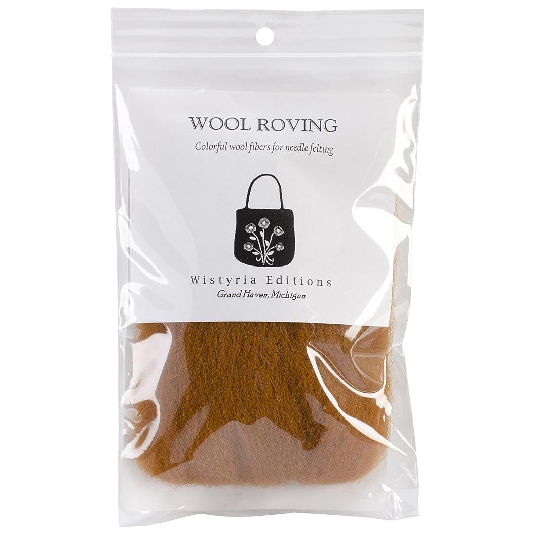 Bulk Buy: Wistyria Editions Wool Roving 12