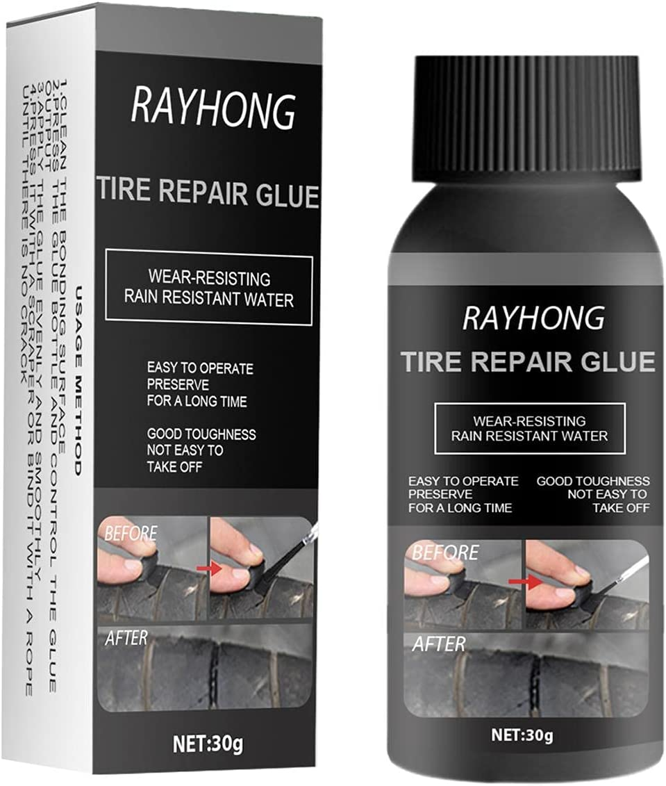 Houston Mall Xiaoling Tire Repair Oakland Mall Glue Pow Sealant Puncture Waterproof