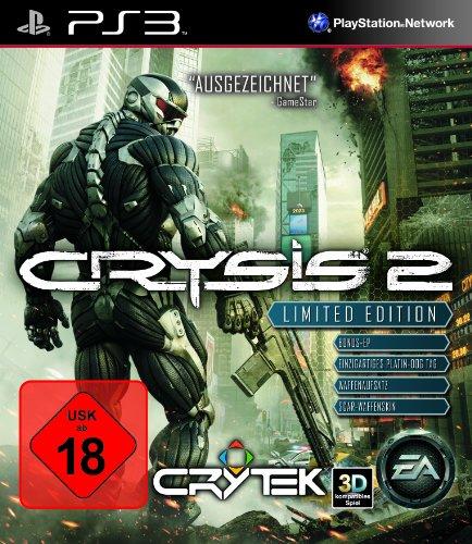 Electronic Arts Crysis 2 Limited Edition (PS3) - Juego (PlayStation 3, Tirador, M (Maduro))