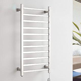 XGF 304 Accesorios de baño de Acero Inoxidable Radiador de Toallas Electric Towel Rail Calefacción Gold Towel Racks Dry Warder