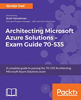 exam ref 70-535 architecting microsoft azure solutions pdf