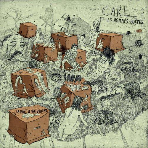 Carl Et Les Hommes Boîtes