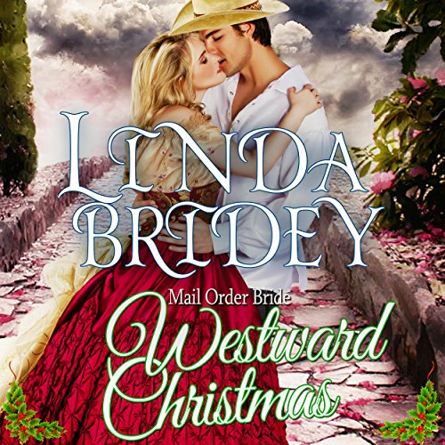 Westward Christmas audiobook cover art
