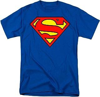 Popfunk Superman Classic Logo T Shirt