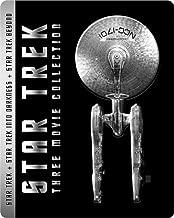 Star Trek Trilogy Limited Edition Steelbook / Import / Star Trek (2D),Star Trek Into Darkness (2D/3D), Star Trek Beyond (2D/3D) Region Free Blu Ray