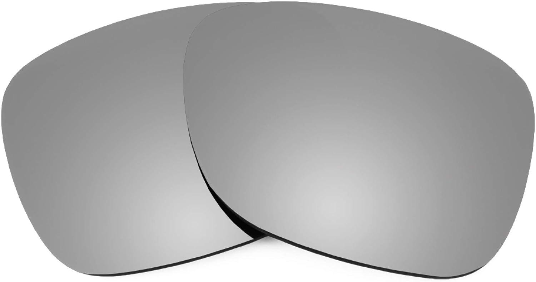 Revant Verres de Rechange pour Ray-Ban Justin RB4165 54mm Titane Mirrorshield - Polarisés