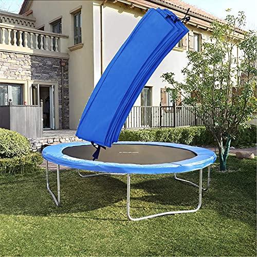 aldi trampolines KYIS Round Safety Trampoline Pad Trampoline Safety Pad Mat Replacement Trampoline Safety Pad Mat for Round Frames Using,8ft