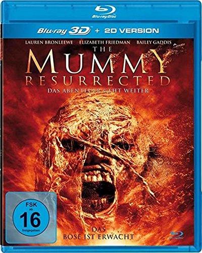 The Mummy Resurrected (inkl. 2D-Version) [3D Blu-ray]