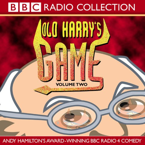 Old Harry's Game cover art