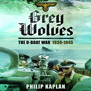 Grey Wolves audiobook cover art