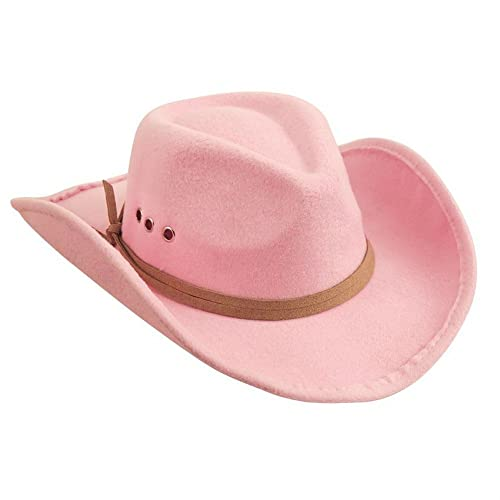 Mud Pie Girls Pink Cowboy Hat 8a919dd254ce