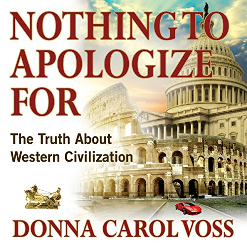 Nothing to Apologize For audiobook cover art