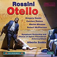 Otello by GIOACHINO ROSSINI