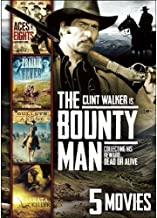 The Bounty Man / Aces N` Eights / Prairie Fever / Bullets Don`t Argue / Sabata the Killer