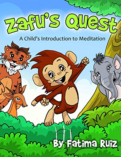 Zafu's Quest: A Child's Introduction to Meditation: (mindful, happy, healthy and kind) (English Edition)