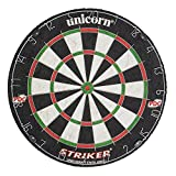 Unicorn Striker Bristle - Diana de Dardos Black/White/Red/Green Talla:Talla única
