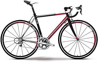 HAIBIKE Felgen Dekor 28 2016 schwarz rot Fahrrad