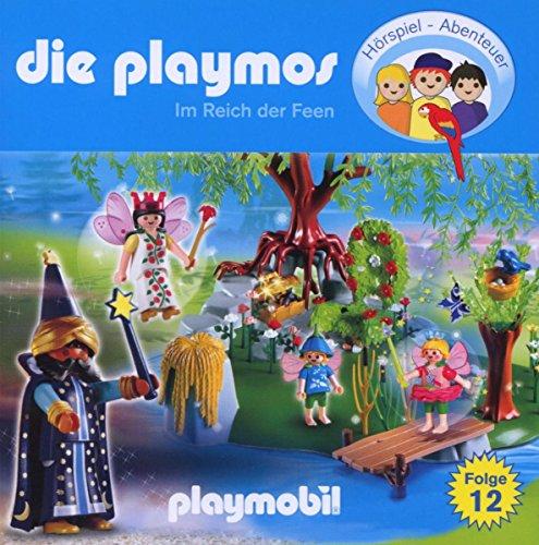 Die Playmos - Folge 12: Im Reich Der Feen (Das Original Playmobil Hörspiel)