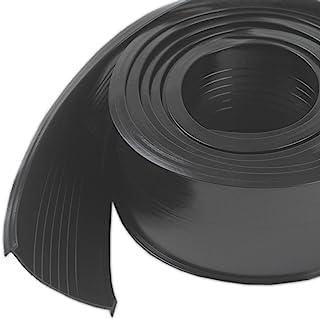 M-D Building Products, Black 8462 Steel Garage Door Replacement Vinyl, 18 Feet
