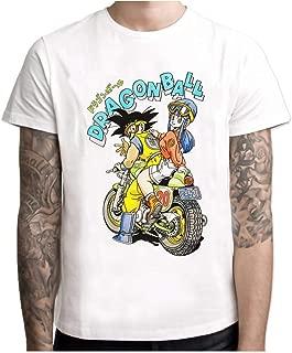 Goku Mens Tshirt Ball Super Saiyan Z DBZ Son Goku Capsule Corp Vegeta