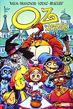 Oz  The Complete Collection - Road To/Emerald City