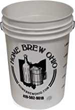 Midwest Homebrewing and Winemaking Supplies Drilled Bottling Bucket, No Spigot
